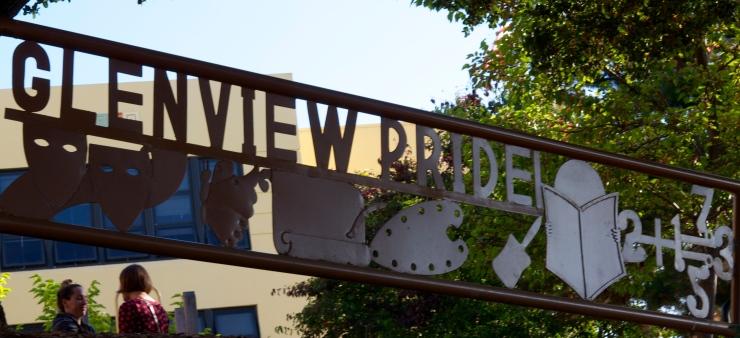 Glenview Sign